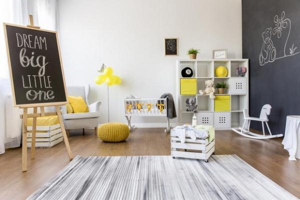 decorare-una-cameretta-bimbo-con-la-pittura-lavagna