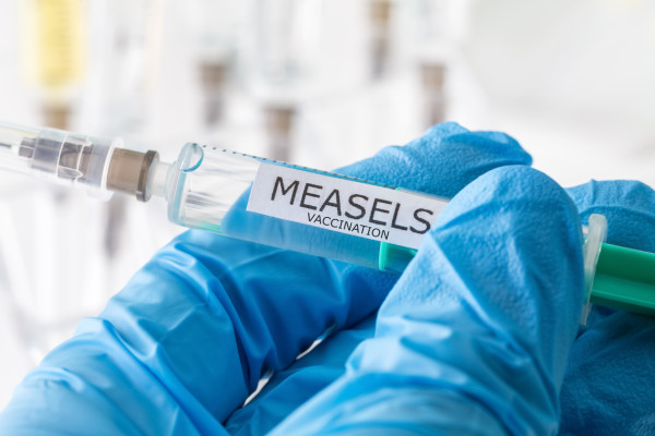 measels vaccination