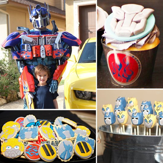 Transformers-Birthday-Party