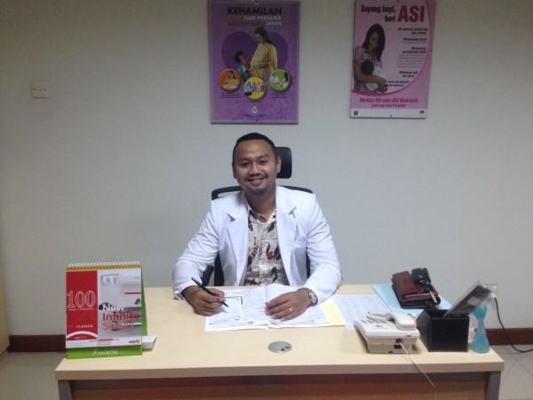 dr. Putra Ismaya Abral SpOG