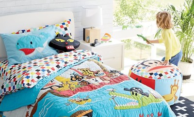 paul-frank-friends-by-sea-bedding