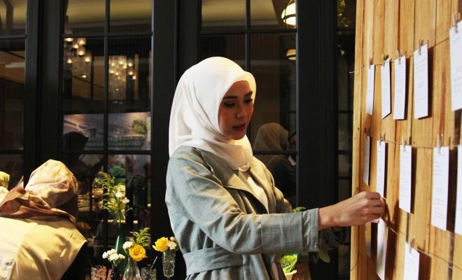 Zaskia Mecca di Passion Board