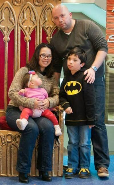 Winda & family