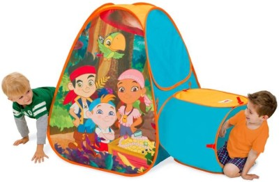 Disney Jake and the Never Land Pirates Hide About Play Tent with Tunnel, Bed Bath & Beyond.