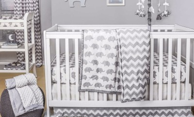 Elephant-Nursery-Decor Bed Bath & Beyond