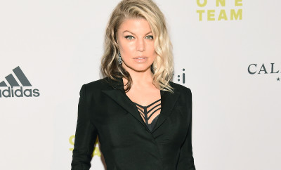 NEW YORK, NY - NOVEMBER 30:  Fergie attends Two Ten Footwear Foundation's 77th annual dinner and gala at Hammerstein Ballroom on November 30, 2016 in New York City.  (Photo by Kevin Mazur/Getty Images for Two Ten Footwear Foundation)
