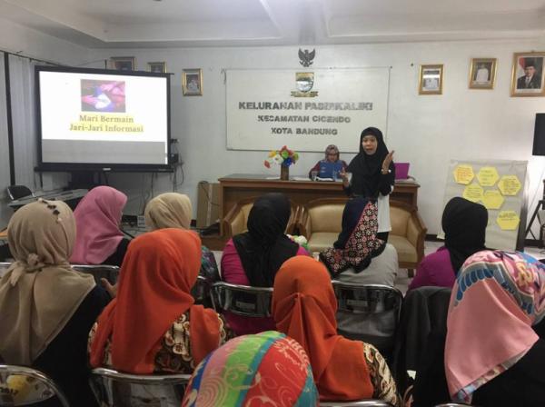 Aktivitas Indonesia Voice of Women