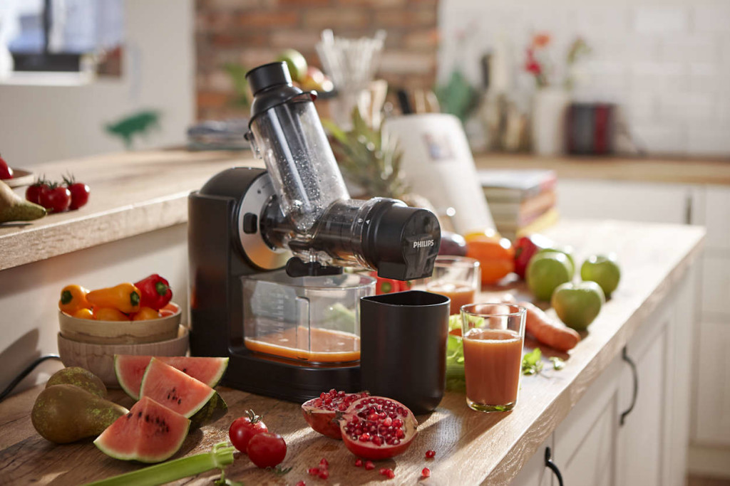 Philips Slow Juicer HR1889.