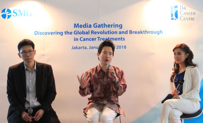 Suasana Media Gathering Discovering the Global Revolution and Breakthrough in Cancer Treatments