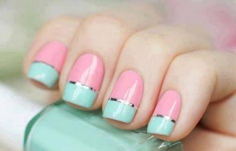 cf6fe159a740013dfab7783979e4bb92--pretty-pastel-simple-nail-designs