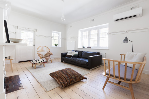 Renovated old and spacious apartment with beautiful Scandi styling