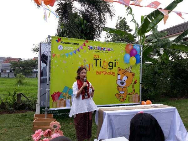 Tasya Widya Krisnadi, Merchandising Director
