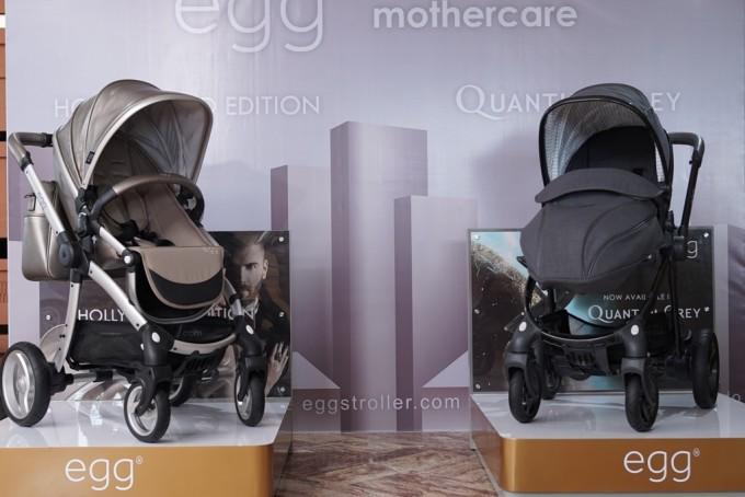 Koleksi Egg Stroller Ekslusif di Mothercare