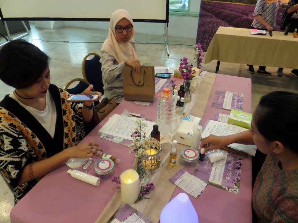 Workshop DIY Be Safe, Be Beautiful'