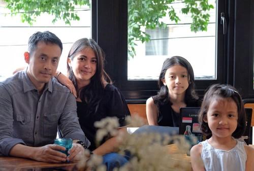 Anya & keluarga