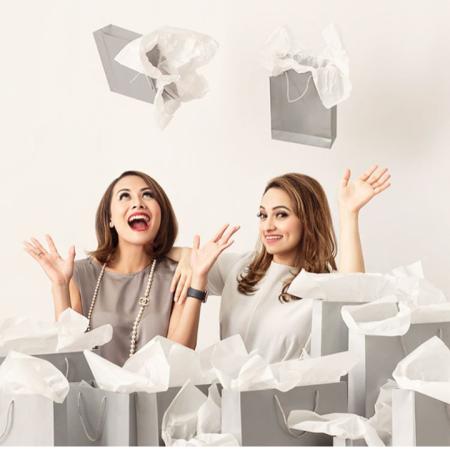 Ki - ka: Aliya Amitra & Samira Shihab, founders of Tinkerlust Indonesia