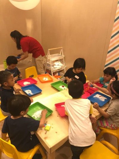 In house activity Buumi Playscape