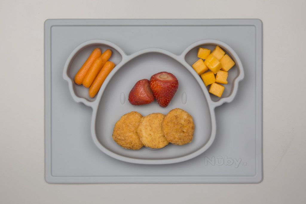 Silicone Placemate_greykoala