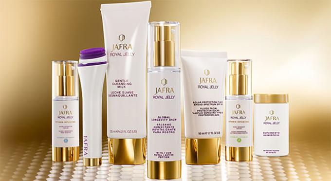 JAFRA-royal-jelly-line