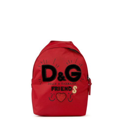 SLIDE 2 - D&G Small Rucksack-DG Friends