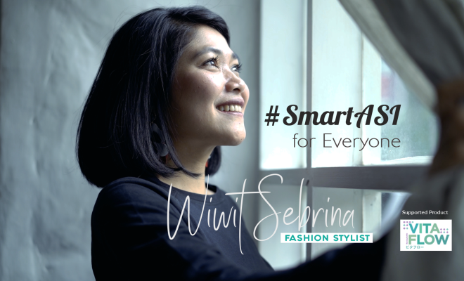 01. #SmartASI With Vita Flow_Wiwit Sebrina_Cover Youtube