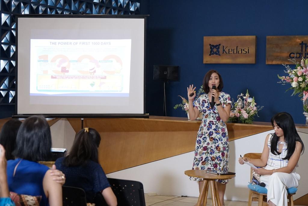 dr. Juwalita menjelaskan tentang trimester 4.