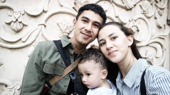 Dahlia & family