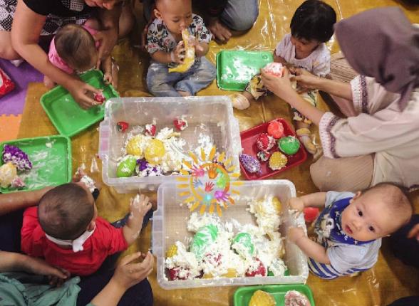 Aktivitas Jakarta Children Center