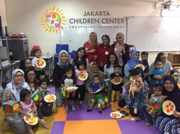 Jakarta Children Center di Sekolah ACG