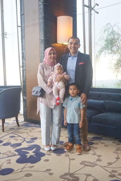Assad & family