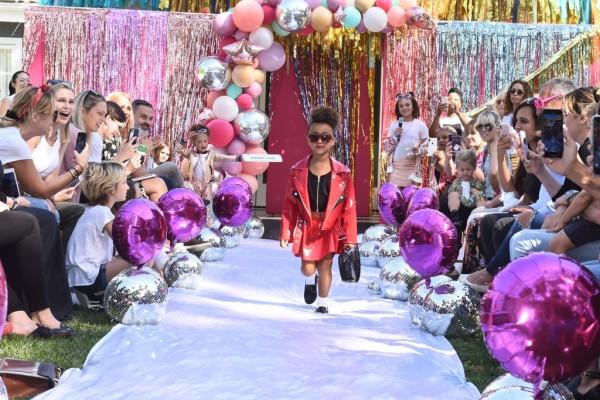 North-West-Kim-Kardashian-LOL-Fashion-Show-2018-2