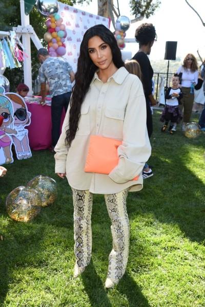 North-West-Kim-Kardashian-LOL-Fashion-Show-2018-3