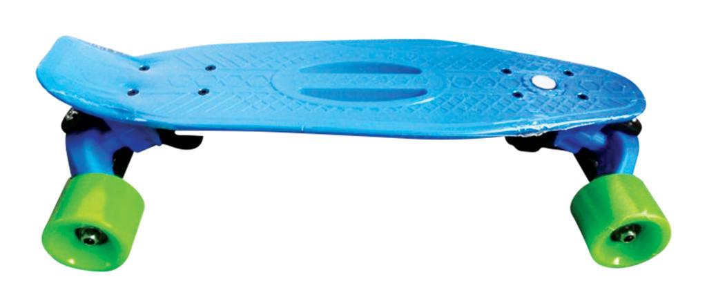 Surfing Skateboard 'Paso'-Blue