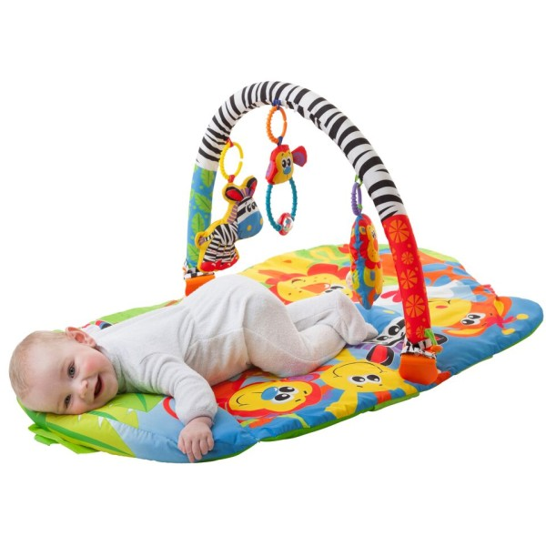 5-in-1 Safari Play Gym Lifestyle Image 2