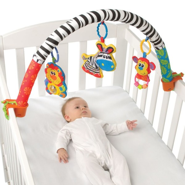 5-in-1 Safari Play Gym Lifestyle Image 4