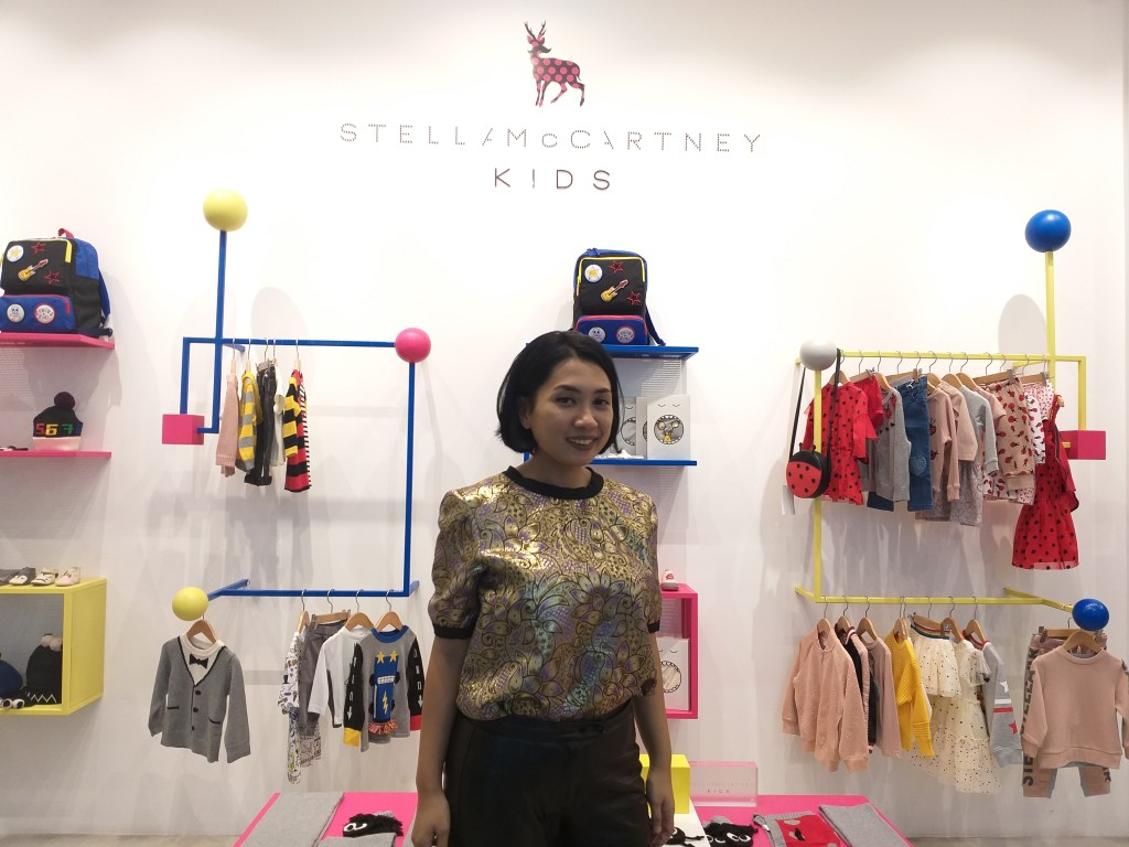 Stylist Mom Dewi Utari