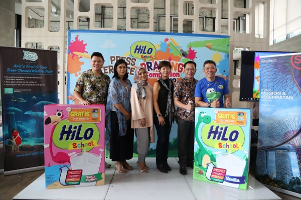 Foto Bersama Narasumber Press Conference HSDC 2019