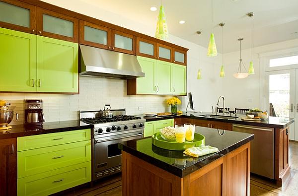 Inspirasi Warna Untuk Kabinet Dapur Anda Smartmama