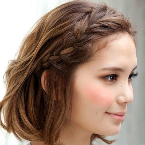 model rambut kepang mudah 2016 setengah kepang e1471748358880