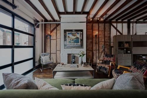 Interior Rumah : Urban Klasik Ala Cowboy   Smartmama